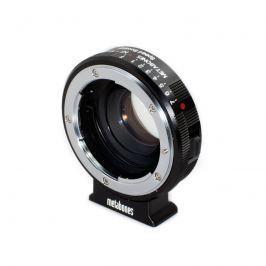 METABONES adaptér objektivu Nikon G na Olympus MFT Speed Booster XL 0,64x