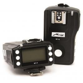 METZ WT-1 KIT rádiový odpalovač/přijímač blesku pro Nikon i-TTL (set 1+1)