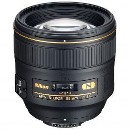 NIKON 85 mm f/1,4 G AF-S