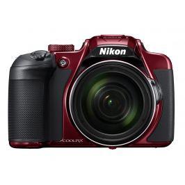 NIKON COOLPIX B700 červený Digitální fotoaparáty
