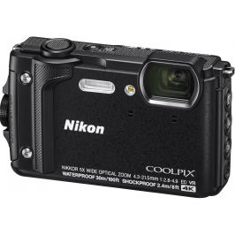 NIKON COOLPIX W300 černý Holiday kit