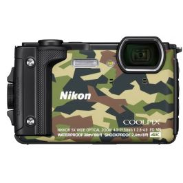 NIKON COOLPIX W300 maskáčový Holiday kit