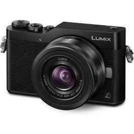 PANASONIC Lumix DMC-GX800 + 12-32 mm černý