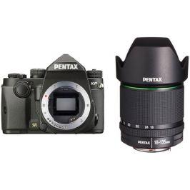 PENTAX KP + 18-135 mm černý