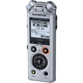 OLYMPUS diktafon LS-P1  stříbrný