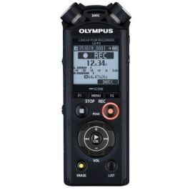 OLYMPUS diktafon LS-P2 černý