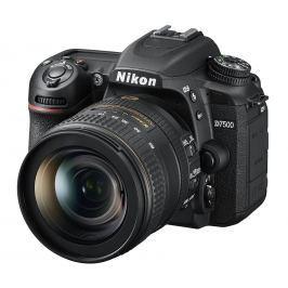 NIKON D7500 + 16–80 mm ED VR Digitální fotoaparáty