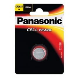 PANASONIC CR 2025 / 1ks