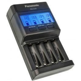 PANASONIC Eneloop CC65E chytrá nabíječka AA/AAA/USB
