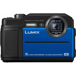 PANASONIC Lumix FT7 modrý