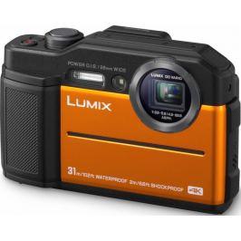 PANASONIC Lumix FT7 oranžový