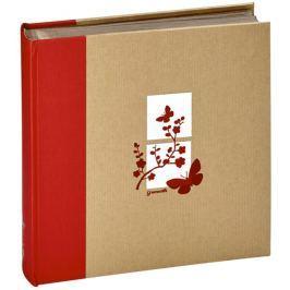 PANODIA GREENEARTH samolepicí/60 stran, 30x30, červená