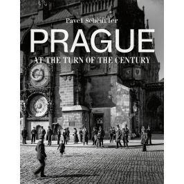 Pavel Scheufler - PRAHA ZA CÍSAŘE PÁNA anglicky