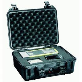 PELI CASE 1450 - vodotěsný kufr s pěnou