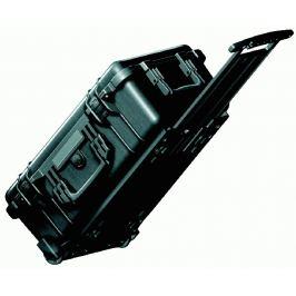 PELI CASE 1510 - vodotěsný kufr s pěnou