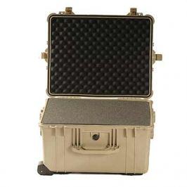 PELI CASE 1620 - vodotěsný kufr s pěnou