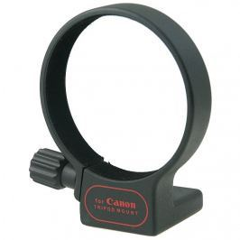 PHOTTIX stativová objímka A (B) pro Canon EF 200/2,8 L a 80-200/2,8 L černá