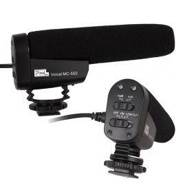 PIXEL mikrofon MC-550 dual mono