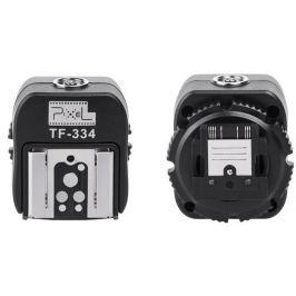 PIXEL TF-334 adaptér patice blesku Canon/Nikon na tělo Sony MIS