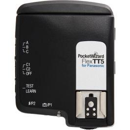 POCKETWIZARD FlexTT5 rádiový přijímač/vysílač k blesku TTL pro Panasonic