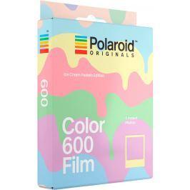 POLAROID ORIGINALS barevný film pro Polaroid 600/8ks Ice Cream Pastels Edition