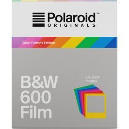 POLAROID ORIGINALS černobílý film pro Polaroid 600/8ks Hard Color Frames