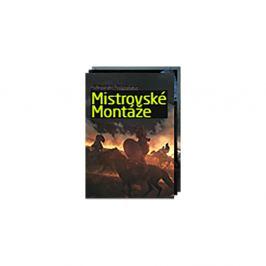 PROFESIONÁLNÍ POSTPRODUKCE - MISTROVSKÉ MONTÁŽE na flash disku Multimediální DVD