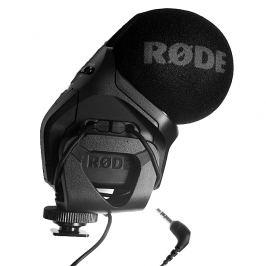 RODE Stereo Video Mic PRO kompaktní stereo mikrofon