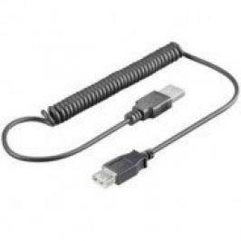 ROLINE USB kabel micro USB, A-B, kroucený 50cm až 100cm