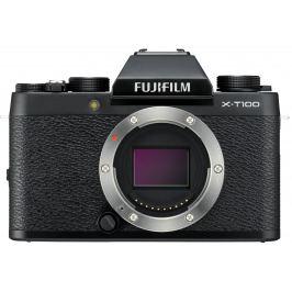 FUJIFILM X-T100 černý - tělo Digitální fotoaparáty
