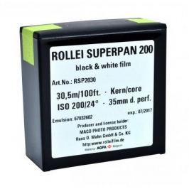 ROLLEI Superpan 200/metráž 30,5 m