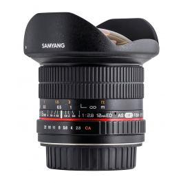 SAMYANG 12 mm f/2,8 ED AS NCS Fisheye pro Pentax