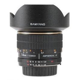 SAMYANG 14 mm f/2,8 ED AS IF UMC pro Pentax