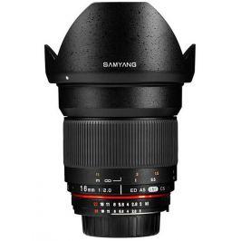 SAMYANG 16 mm f/2 ED AS UMC CS pro Canon EF (APS-C)