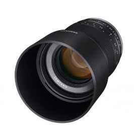 SAMYANG 50 mm f/1,2 AS UMC CS pro Olympus/Panasonic MFT černý