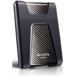 ADATA HD650 HDD externí disk 1TB USB 3.0 černý