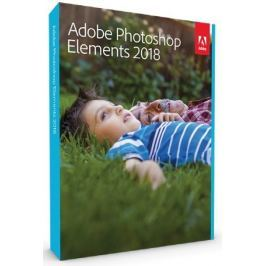 Adobe Photoshop Elements 2018 WIN CZ Full Software