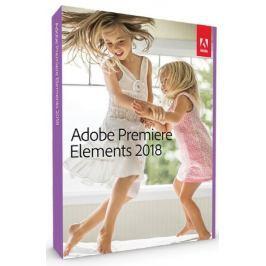 Adobe Premiere Elements 2018 WIN CZ FULL Software