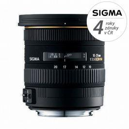 SIGMA 10-20 mm f/3,5 EX DC HSM pro Nikon F