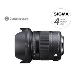 SIGMA 17-70 mm f/2,8-4 DC OS HSM Contemporary pro Canon EF