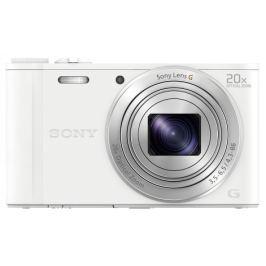 SONY CyberShot DSC-WX350 bílá