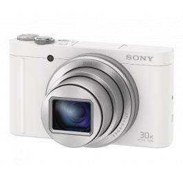 SONY CyberShot DSC-WX500 bílý