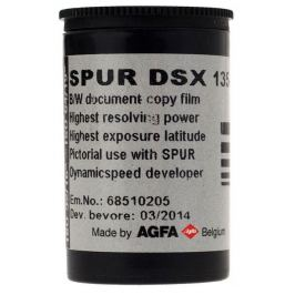 SPUR DSX 50/135-36 (Agfa Copex Rapid)