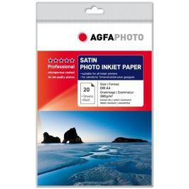 AGFA inkjet 260g Satin Professional A4/20 Papíry do tiskáren