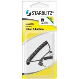 STARBLITZ kabel Nikon MC30 jack 2,5 mm