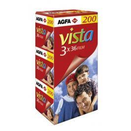 AGFA Vista Plus 200/135-36 trojbalení Kinofilmy