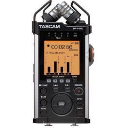 TASCAM DR-44WL ruční čtyřstopý audio rekordér  s Wi-Fi