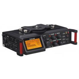 TASCAM DR-70D 4 kanálový PCM rekordér pro DSLR, vestavěné mikrofony,44.1/48/96