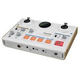 TASCAM US-42 MiniSTUDIO personal, vestavěný microfon