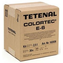 TETENAL COLORTEC KIT E-6 2,5l 102036